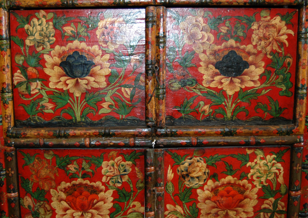 Tibetan Document Chest