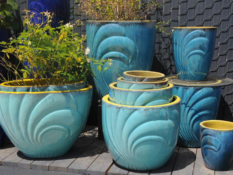Frostproof Garden Pottery